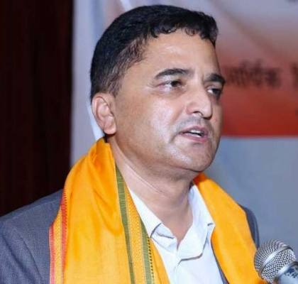 New Tourism Minister in Nepal