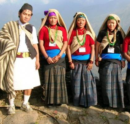 The Gurung people-  Ethnic group of Nepal