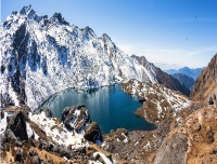 Langtang Trekking / Trekking in Nepal