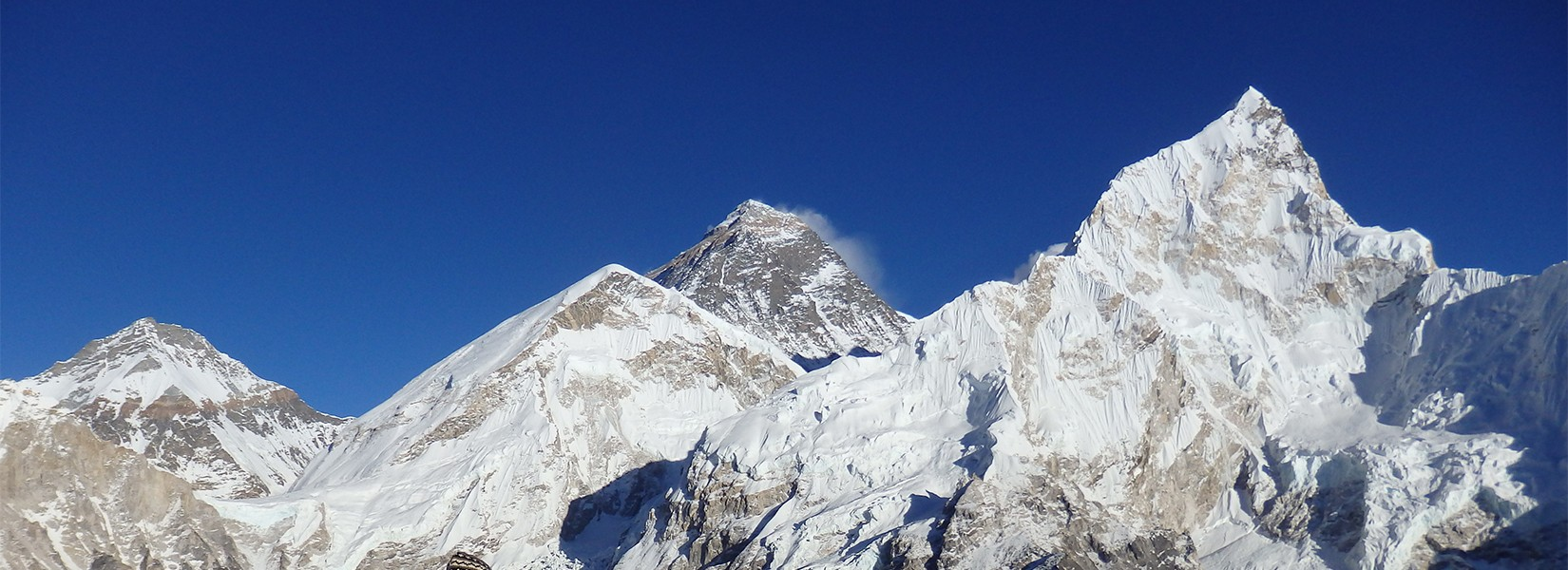 Everest Base Camp trek alone