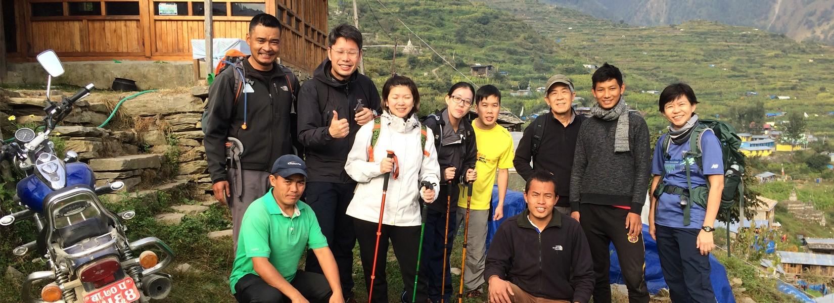 Tamang Heritage Trail Nepal Trekking