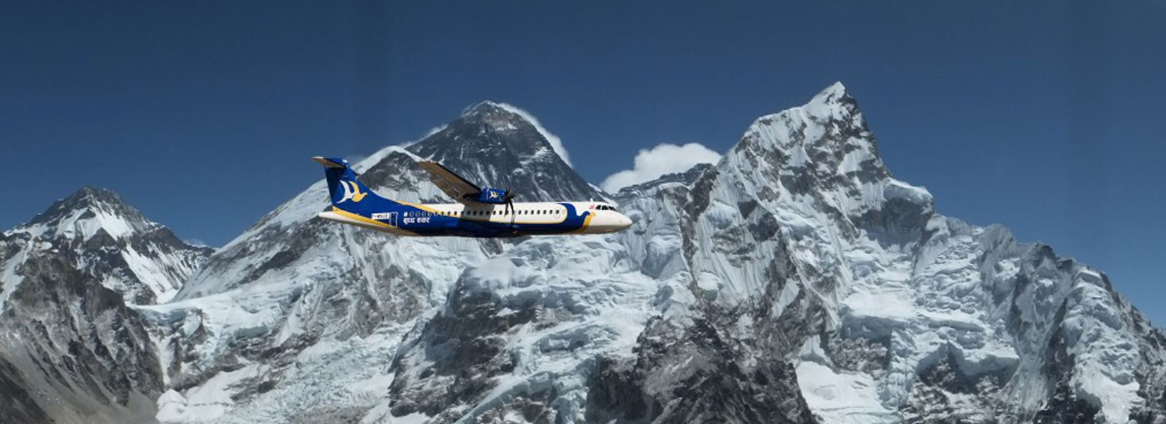 Mt. Everest flight Day Trip