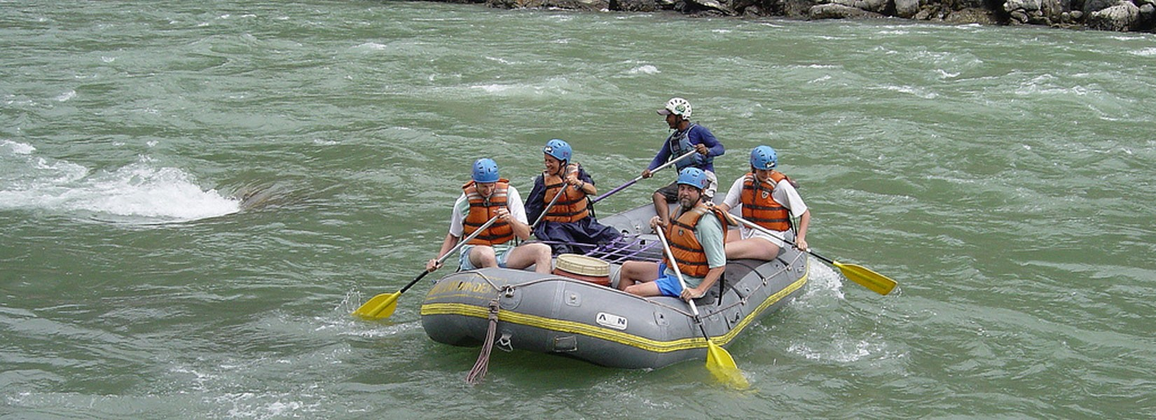 Rafting Day Trips