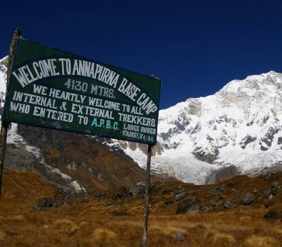 Annapurna Base Camp Trek