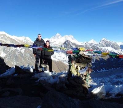 Gokyo-Cho La-Everest Base Camp Trek