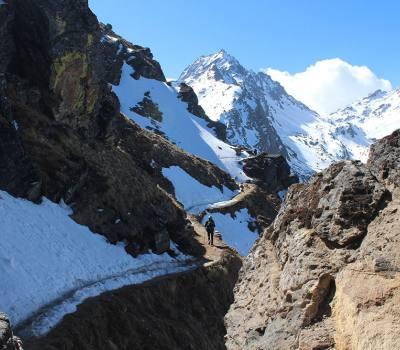 Langtang, Gosainkunda Sundarijal Trek